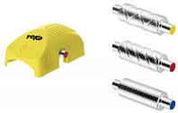 Инструмент для насечки Toko Structurite Nordic Kit with Rollers yellow/red/blue