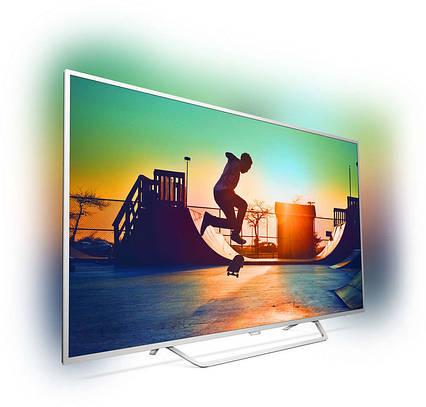 Телевизор Philips 49PUS6412/12 (PPI 900Гц, 4KUltra HD, Smart, Quad Core, Pixel Plus Ultra HD, DVB-С/T2/S2), фото 2