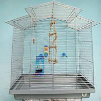 Клетка для попугая. 70*40*76