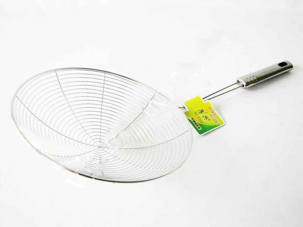 Дуршлаг-проволока из нержавеющей стали d=15 см Vitol