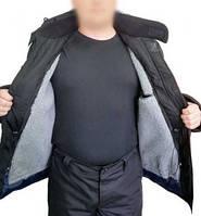 Армейская зимняя куртка спецназа