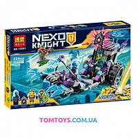 Конструктор Bela Nexo Knight аналог Lego 70349 Мобильная тюрьма Руины 10591
