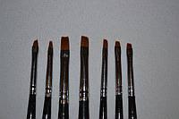 Кисти для росписи ногтей