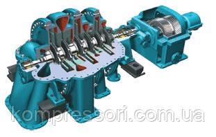 Номенклатура запасных частей к Центробежным компрессорам К-500, К-525