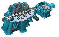 Номенклатура запасных частей к Центробежным компрессорам К-1500