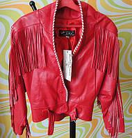 Женская кожаная куртка  Made in USA