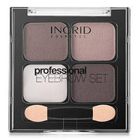 Ingrid Cosmetics Professional Eyebrow Set