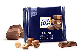 Ritter Sport Nugat (праліне), 100 грам