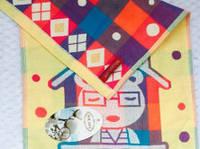 Кухонные полотенца Лен с махровкой
