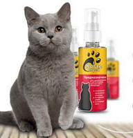 Когтеспрей - спрей для кошек. Цена производителя. Фирменный магазин.