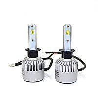 Led лампы для автомобиля Car Led c цоколем H1 33W 4500K 3000LM