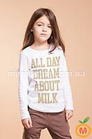 Джемпер для девочки 3-6 лет (98, 104, 110, 116 размер)