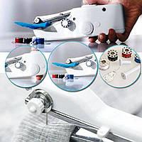 Автономная компактная швейная ручная мини-машинка Handy Stich