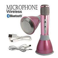 Беспроводной микрофон караоке Bluetooth K068