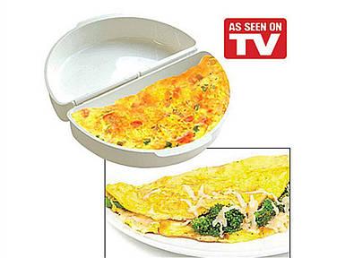 Быстрый омлет в микроволновке Egg & Omelet Wave
