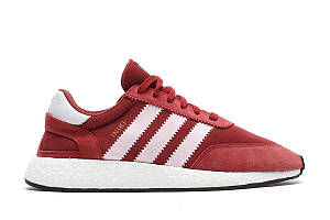 Кроссовки Adidas Iniki Runner Boost Mystery Red