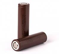 Высокотоковый аккумулятор LG INR18650HG2 3000 mAh