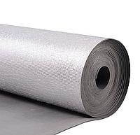 Подложка под ламинат ППЭ НХ 3мм фольгированый химически сшитый