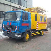 Машина аварийная АТ-70М-041 на базе МАЗ, фото 1