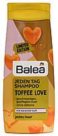 Шампунь для волос DM Balea Jeden Tag Shampoo Toffee Love  300мл.
