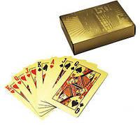 Карты игральные «Евро золотой»