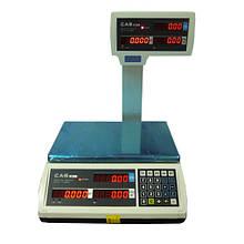 Весы торговые CAS ER-Plus 6 EU