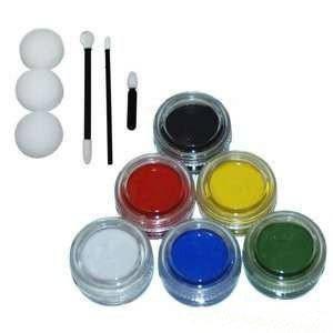 Краска для лица 1 шт в блистере, фото 2