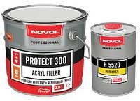 NOVOL PROTECT 300 1л - АКРИЛОВЫЙ ГРУНТ 4+1 (MS)
