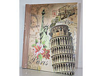 Фотоальбом на 20 магнітних листів Пізанська вежа 5021-4