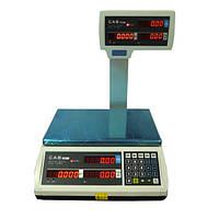 Весы торговые CAS ER-Plus 15 EU