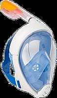 Маска для подводного плавания, маска для снорклинга Easybreath Tribord, размер L