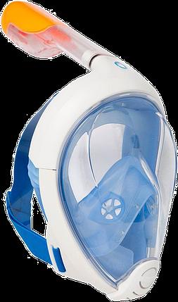 Маска для подводного плавания, маска для снорклинга Easybreath Tribord, размер M, фото 2