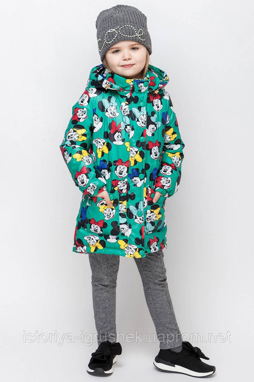 Куртка для девочки vkd-7 в ассортименте