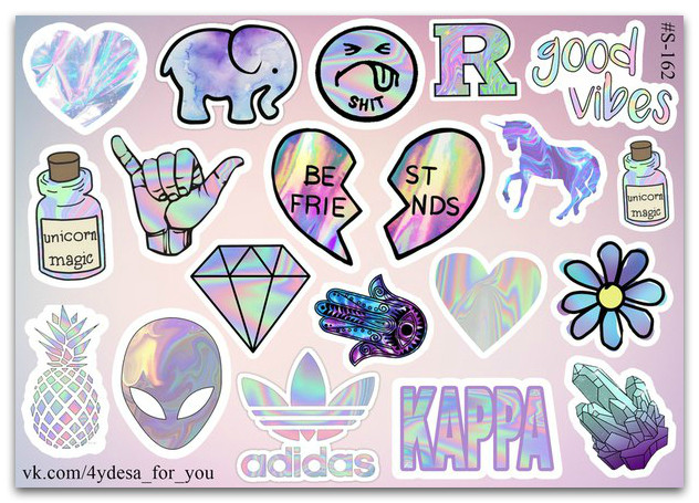 Stickers Pack #162