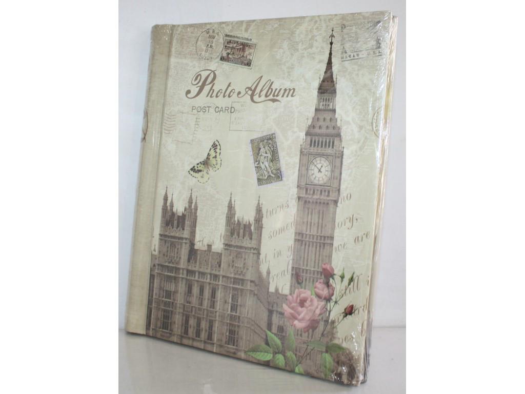 Фотоальбом на 20 магнитных листов Англия 5021-4