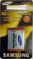 Акумуляторна батарея SAMSUNG SLB-1137D  3.7V/1100mAh