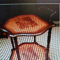 Столик-бар фигурный