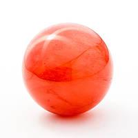 Шар сувенир из натурального камня Сердолик d-5см