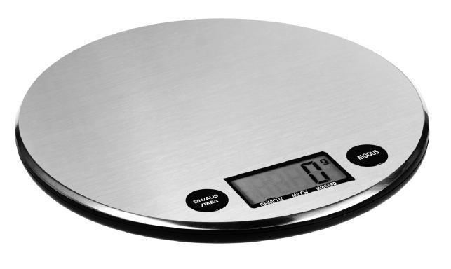 Весы кухонные Tevion GT-KSt-03