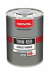 Разбавитель для акриловый изделий  Novol Thin 850