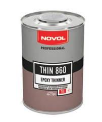Разбавитель для акриловый изделий Novol Thin 860 1л