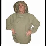 Куртка лен с круглой и евро маской, фото 2