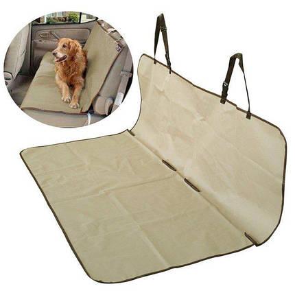 Накидка на заднє сидіння Pet Seat Cover, фото 2