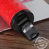 Стильный термос термокружка 500 мл. черный, фото 5