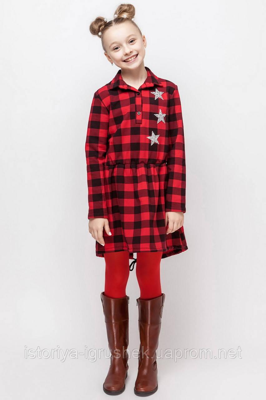 Платье-рубашка для девочки Рубашка в ассортименте