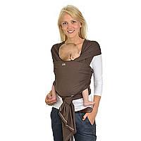 Трикотажный слинг-шарф Chestnut, Hoppediz