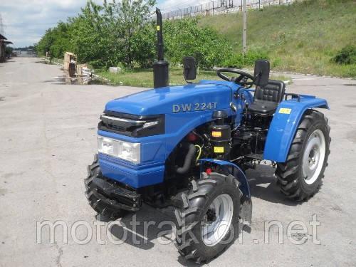 Трактор DW 224T (4х4, 22л.с., ГУР)