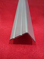 Порог угловой алюминиевый анод. 18,8*23 мм, фото 1