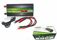 Преобразователь с зарядкой POWER INVERT 3200 W 12 V/220 1390 gm
