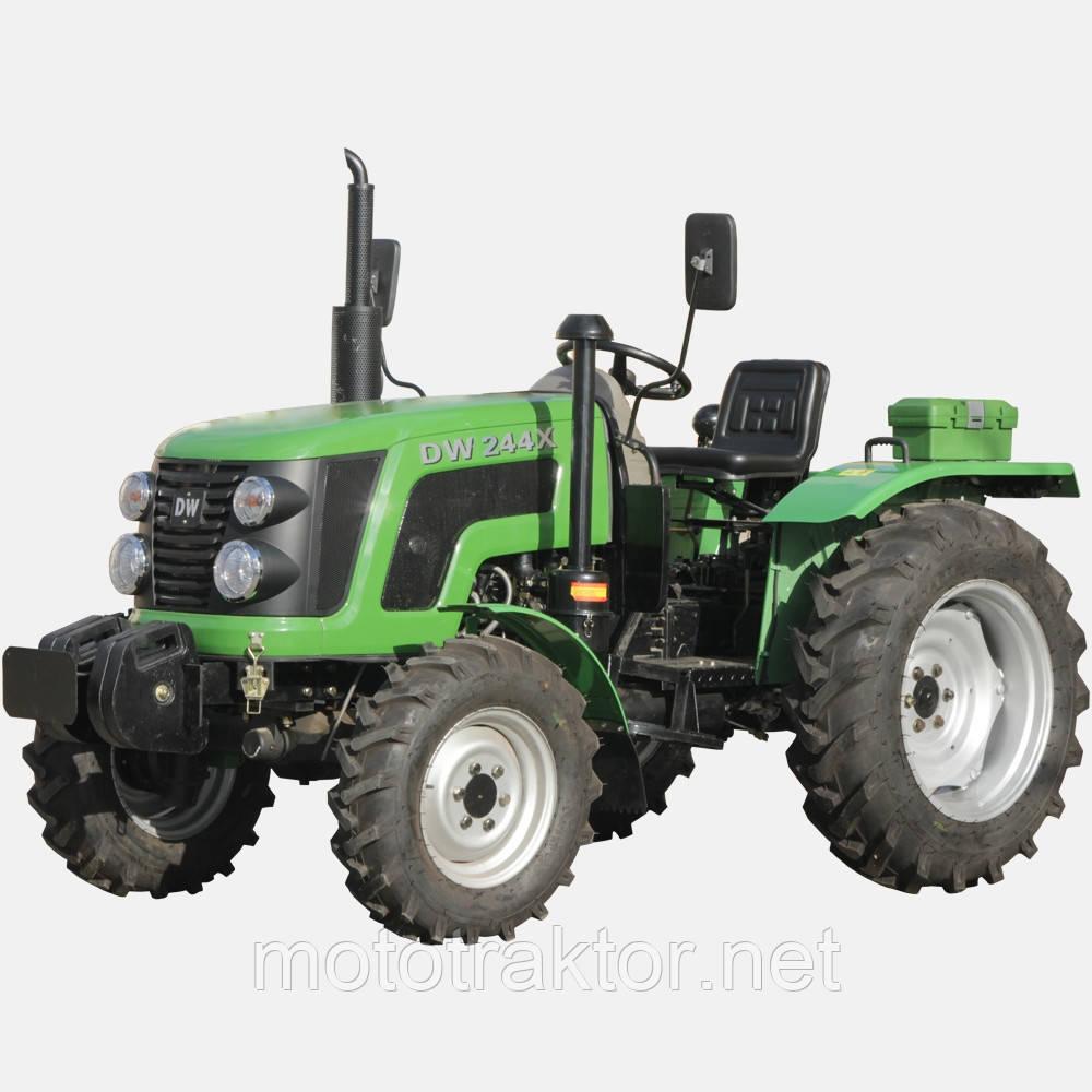Трактор DW 244 X (24 л.с)